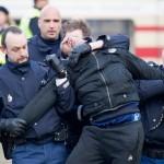 الشرطة الهولندية تطلق رصاصة تحذيرية أثناء اعتقالات بأمستردام