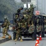 3 مصابين في هجوم مسلحين على جامعة شمال غرب باكستان