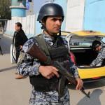 3 جرحى في مواجهات بين الشرطة وميليشيا حزب الله العراقية وسط بغداد