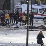 صحيفة تركية: انتحارية بورصة على صلة بالمتمردين الأكراد