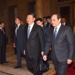 صحيفة بريطانية: علاقات مصر والصين تقدمت كثيرا في عهد السيسي