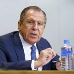 لافروف: روسيا تتطلع لاستئناف الرحلات الجوية إلى مصر