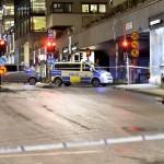 السويد تحقق في انفجار خارج مركز تجاري بستوكهولم