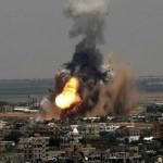 الاحتلال يقصف أهدافا في قطاع غزة وإسرائيل تحذر حماس