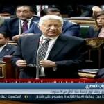 أول مشاجرة في «النواب المصري».. برلماني يهدد بالانسحاب
