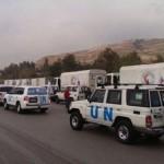 الأمم المتحدة تسعى لمساعدة مليون سوري محاصر