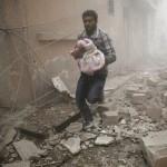 530 قتيلا في مناطق تشملها الهدنة السورية خلال 23 يوما