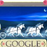«جوجل» يحتفل بميلاد صاحب «عقلة الإصبع»