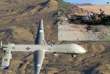 غارة أمريكية تقتل 100 من أعضاء تنظيم القاعدة