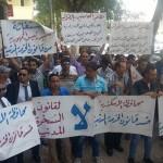 دعوات الاحتجاج تتجدد ضد قانون الخدمة المدنية في مصر