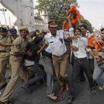 اعتقال 22 شخصا بشرق الهند في 3 قضايا اغتصاب