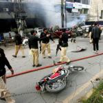 مسلحون يقتلون اثنين من قوات الأمن جنوب غربي باكستان