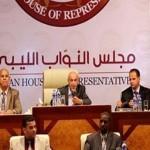البرلمان الليبي يؤكد حق مصر في التدخل العسكري لحماية أمن البلدين