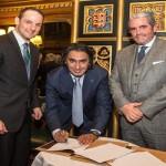 اتفاقية تعاون بين اتحاد الكومنولث والمركز الدولي للأمن الرياضي