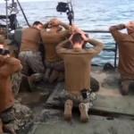 معاقبة ثمانية بحارة أمريكيين اعترضتهم إيران في يناير الماضي