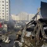 ضربات جوية تقصف شرقي دمشق بعد انتهاء أجل «التهدئة»