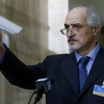 الجعفري: مستقبل الأسد «ليس موضع نقاش» في محادثات السلام