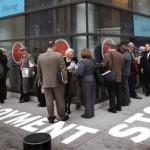 ارتفاع غير متوقع لطلبات إعانة البطالة الأمريكية
