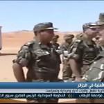 فيديو| الجيش الجزائري يطلق عملية عسكرية جنوبي البلاد