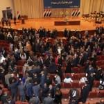 فيديو| الأمن ينشر الأسلحة الثقيلة والدبابات عقب اشتباكات البرلمان في العراق