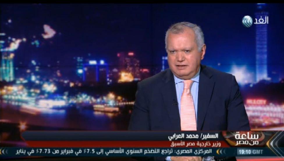فيديو  العرابي: اعتراض قطر على «أبو الغيط» مناورة سياسية
