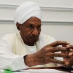 إصابة السياسي السوداني الصادق المهدي بفيروس كورونا