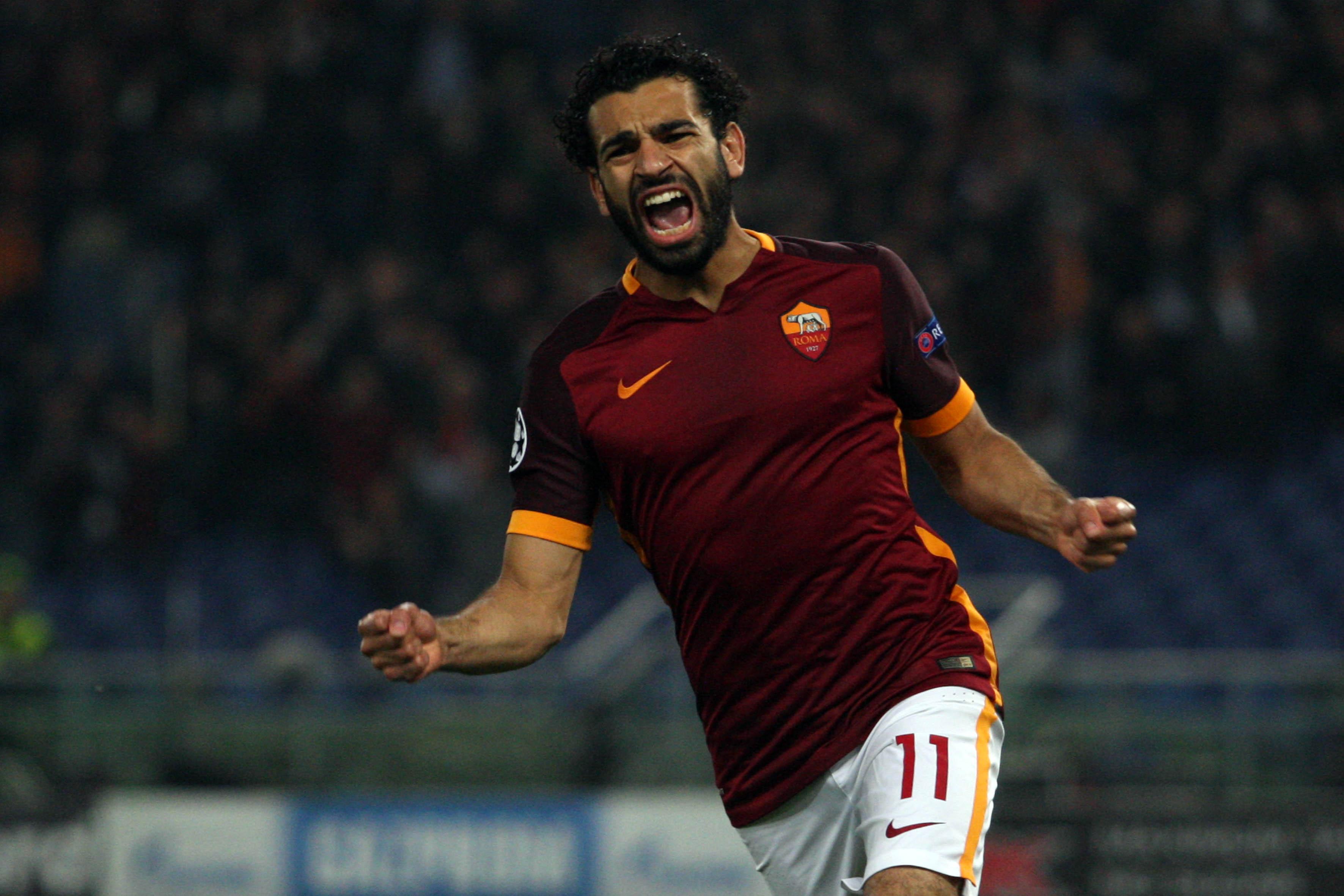 صلاح الأول في قائمة أفضل 10 لاعبين عرب