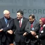 حكومة الوفاق الوطني الليبية تتسلم مقار ثلاث وزارات