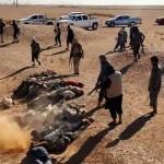 «داعش» يعدم 741 مدنيا أثناء معركة الموصل