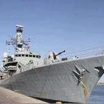 سفن حربية بريطانية تبحر إلى البحر الأسود في مايو