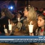 فيديو  السوريون يحتفلون بعيد الأم على أصوات الموسيقى في دمشق