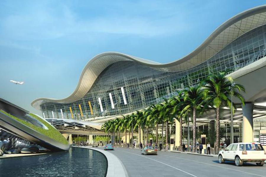 مطار أبوظبي يستأنف رحلاته بعد تعليقها لسوء الأحوال الجوية