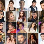 صور| احتفالات النجوم العرب بعيد الأم