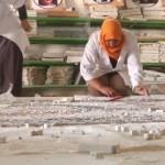فيديو| فسيفسائية عملاقة تخلد ضحايا حادث «باردو» الإرهابي