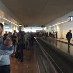 فيديو| قتيل وعدة جرحى جراء انفجارين في مطار بروكسل