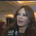 فيديو| المهرجان اللبناني للسينما والتليفزيون يكرم نجوم العرب