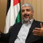 فيديو| حماس تنفي تصريحات مشعلبشأن الاعتراف بإسرائيل