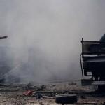 ارتفاع حصيلة قتلى الغارات الجوية على مدينة الرقة لـ55