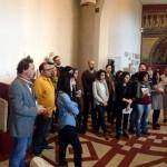 لاجئو سوريا يشيدون بآثار بلادهم في متحف برلين