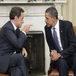 ساركوزي ينتقد تصريحات أوباما بشأن التدخل العسكري في ليبيا