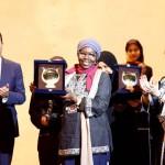 مصر ونيجيريا وتونس تحصد جوائز مهرجان الأقصر للسينما الأفريقية