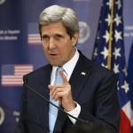 فيديو| كيري: هجمات بروكسل تؤكد ضرورة وضع حد لمآسي «داعش»