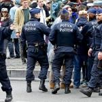 فيديو| استمرار حالة الاستنفار الأمني في بلجيكا بعد هجمات بروكسل
