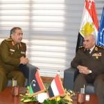 صدقي صبحي يلتقي وزراء دفاع أفارقة على هامش المؤتمر الخامس لـ«دول التجمع»