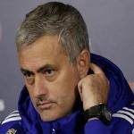 مورينيو وقع اتفاقا مبدئيا مع مانشستر يونايتد في فبراير الماضي