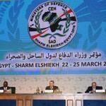 انطلاق اجتماع الخبراء التحضيري الخامس لوزراء الدفاع لتجمع دول الساحل بشرم الشيخ
