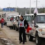 روسيا تفتح قواعدها العسكرية في سوريا أمام شحنات المساعدات الدولية