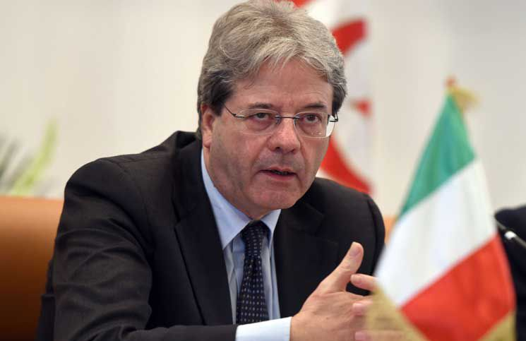 رئيس وزراء إيطاليا يتفق مع تصريحات ميركل بشأن مستقبل أوروبا