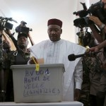 النيجر تجري جولة إعادة الانتخابات الرئاسية