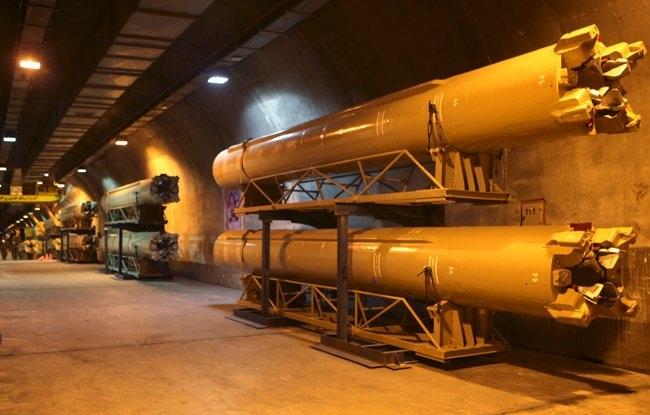 إيران ترفض التفاوض بشأن برنامج طهران الصاروخي